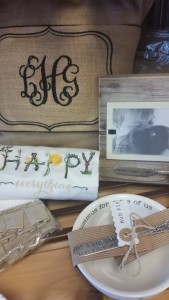 Mud Pie Burlap and other gifts