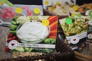 Simple Gourmet Mixing Dips
