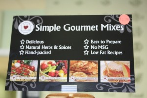 Simple Gourmet Mixing Dips