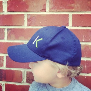 Baseball Hat with Embroidery