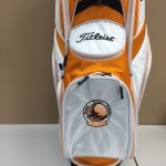 Golf Bag with Embroidery