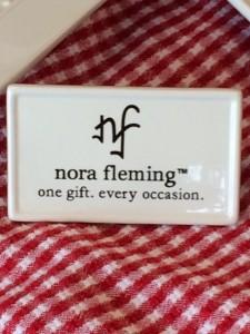Nora Fleming Sign