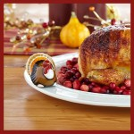 Nora Fleming Thanksgiving Turkey