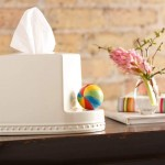 Nora Fleming Tissue Box
